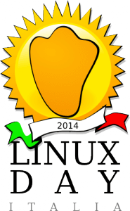 Logo Linux day 2014