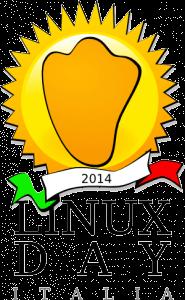 Logo Linux day 2014